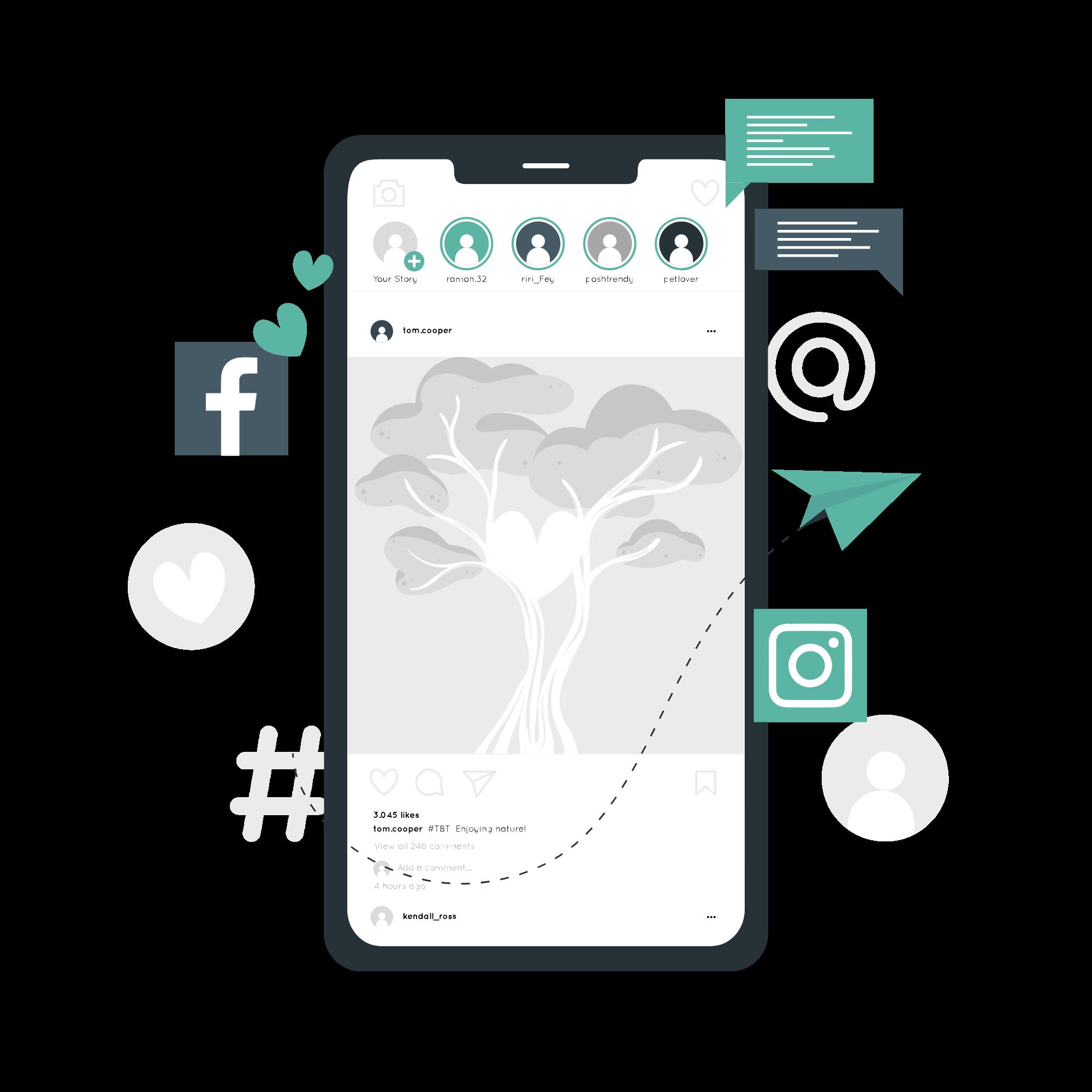 Publicidad rentable en Facebook e Instagram Ads